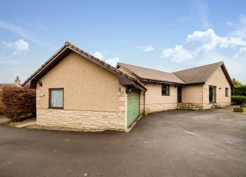 Thumbnail 5 bed detached bungalow for sale in Castle Road, Wolfhill, Perth