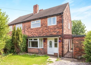 Thumbnail 2 bed semi-detached house for sale in Mountain Road, Dewsbury