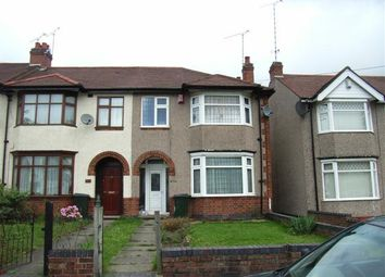 Thumbnail 3 bed farm to rent in Longfellow Rd, Poets Corner, Coventry