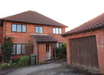 Thumbnail 5 bed link-detached house for sale in Harebell Close, Walnut Tree, Milton Keynes