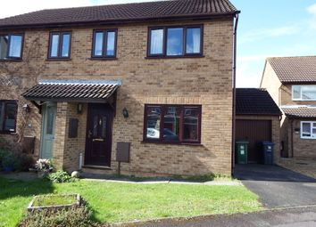 Thumbnail 3 bedroom semi-detached house to rent in Gloucester Walk, Westbury