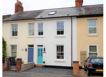 Thumbnail 3 bed terraced house for sale in Hampden Road, Malvern