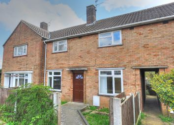 Thumbnail 3 bedroom terraced house for sale in Theobald Road, Norwich