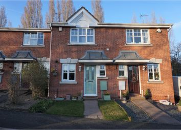Thumbnail 2 bed end terrace house for sale in High Hazles Close, Nottingham