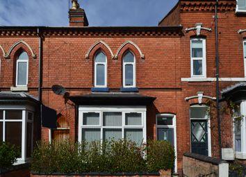 4 bed terraced house to rent in Drayton Road, Kings Heath, Birmingham B14