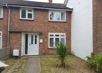 Thumbnail 3 bedroom terraced house to rent in Binstead Close, Crawley