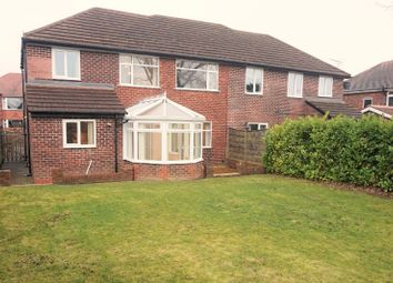 Thumbnail 4 bed semi-detached house for sale in Marlow Drive, Handforth
