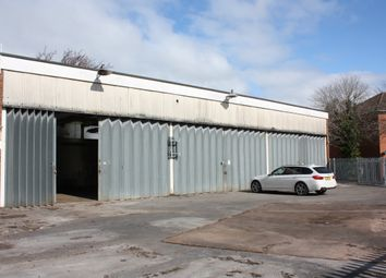 Thumbnail Warehouse to let in Parkhouse Road, Minehead