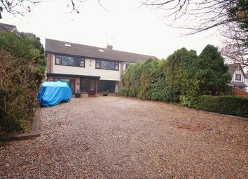 Thumbnail 4 bed semi-detached house for sale in Downham Rd, Ramsden Heath