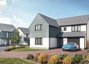 Thumbnail 4 bed detached house for sale in Bishops Wood Grove, Newton, Swansea