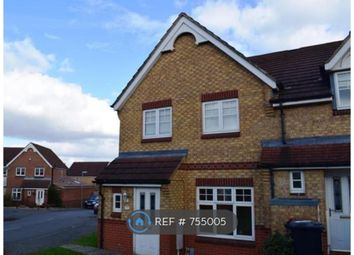 Thumbnail 3 bed end terrace house to rent in Nene Place, Northampton
