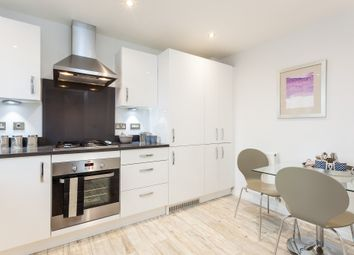 "Thumbnail 3 bedroom end terrace house for sale in ""Folkestone"" at Farriers Green, Lawley Bank, Telford"