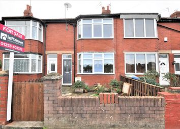 Thumbnail 2 bed terraced house for sale in Bardsway Avenue, Blackpool, Lancashire