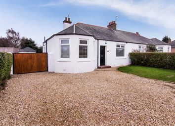Thumbnail 3 bed semi-detached bungalow for sale in Captains Road, Gracemount, Edinburgh