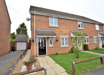 Thumbnail 3 bed semi-detached house for sale in Collyns Way, Collyweston, Stamford