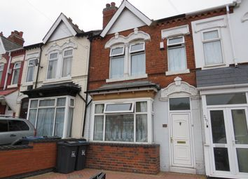 3 bed terraced house to rent in Rotton Park Road, Edgbaston, Birmingham B16