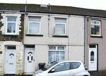 Thumbnail 4 bed terraced house for sale in Station Terrace, Bedlinog, Treharris, Mid Glamorgan