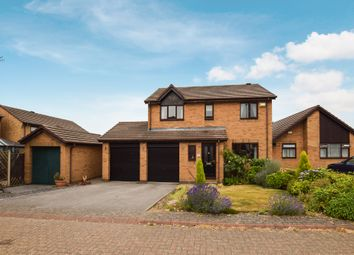 Thumbnail 4 bed detached house for sale in Clough Head, Cubley, Penistone