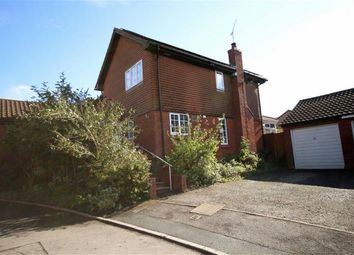 Thumbnail 3 bed detached house for sale in Coppice Close, Swindon