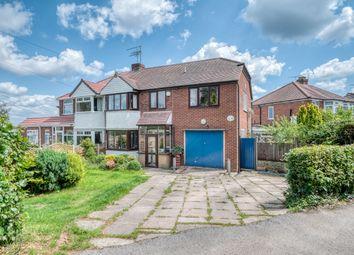 Thumbnail 3 bed semi-detached house for sale in Gunner Lane, Rubery, Birmingham
