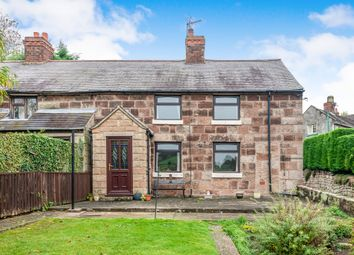 Thumbnail 3 bed cottage for sale in Knight Lane, Alton, Stoke-On-Trent
