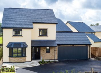 Thumbnail 4 bed detached house for sale in Hornby Road, Caton