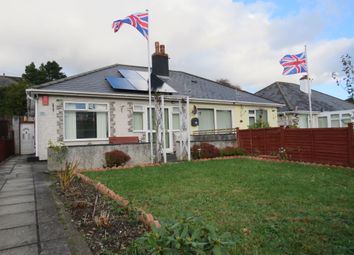 Thumbnail 3 bed semi-detached bungalow for sale in Laira Park Road, Plymouth