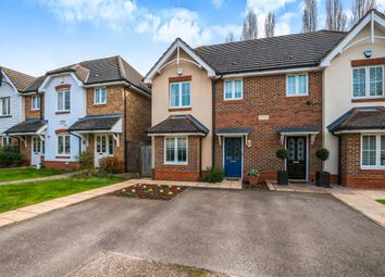 Thumbnail 3 bed semi-detached house for sale in Beechfield Place, Maidenhead