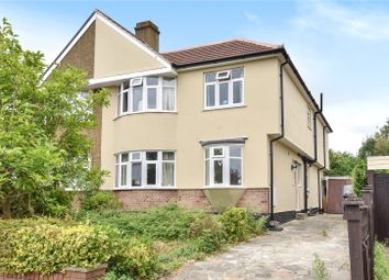 Thumbnail 4 bed semi-detached house for sale in Haileybury Road, Orpington