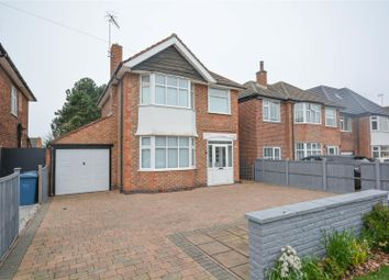 Thumbnail 3 bed detached house for sale in Greythorn Drive, West Bridgford, Nottingham