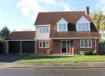 Thumbnail 4 bed property to rent in Ashdale Park, Wisbech