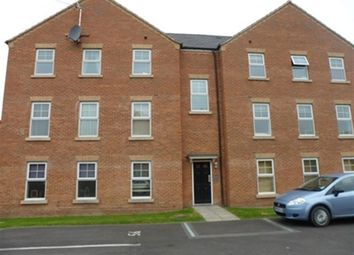Thumbnail 2 bed flat to rent in Mallard Close, Heckmondwike, West Yorkshire
