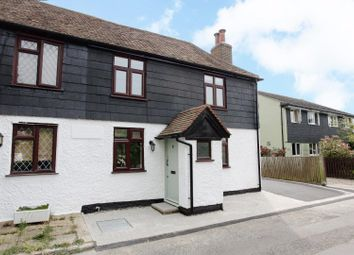Thumbnail 2 bedroom property for sale in The Street, West Hougham, Dover