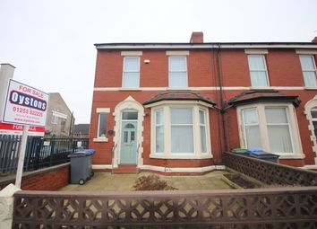 Thumbnail 3 bedroom end terrace house for sale in Clifford Road, North Shore, Blackpool