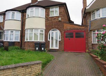 Thumbnail 3 bed property to rent in Westridge Road, Moseley, Birmingham