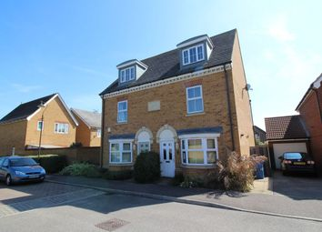 Thumbnail 3 bed semi-detached house for sale in Cormorant Road, Iwade, Sittingbourne