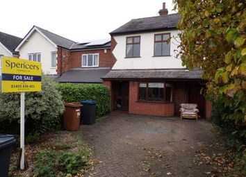 Thumbnail 3 bed detached house for sale in Sketchley Road, Burbage, Hinckley, Leicestershire