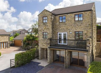 Thumbnail 5 bed detached house for sale in High Pastures, Keighley, West Yorkshire