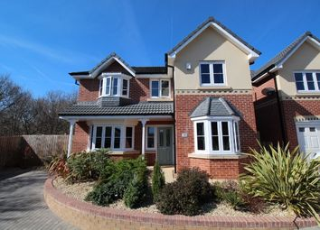 Thumbnail 4 bedroom detached house for sale in Carlton Way, Treeton