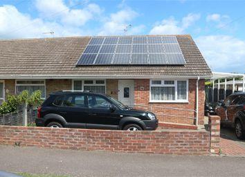 Thumbnail 3 bedroom semi-detached bungalow for sale in Ship Road, Lowestoft, Suffolk