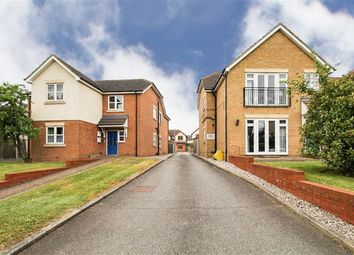 Thumbnail 2 bed flat for sale in Rayleigh Road, Benfleet, Essex
