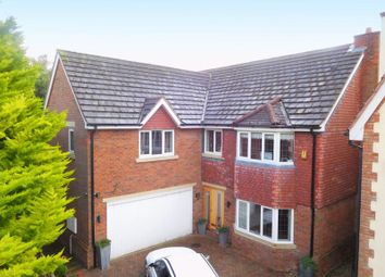 Thumbnail 6 bed detached house for sale in Cobbs Lane, Hough, Crewe