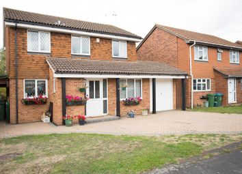 Thumbnail 4 bed link-detached house for sale in Kynaston Avenue, Aylesbury