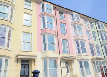 Thumbnail 1 bed flat for sale in Marine Terrace, Aberystwyth