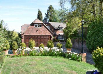Thumbnail 4 bed property for sale in Woodridge, Newbury