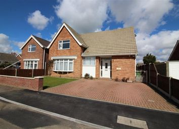 Thumbnail 3 bed detached house for sale in Stanford Crescent, Little Plumstead, Norwich