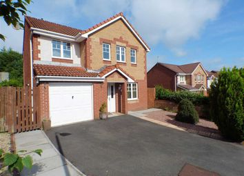 Thumbnail 4 bed detached house for sale in Kelvin Crescent, Cherry Tree Gardens, East Kilbride