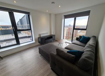 Thumbnail 2 bed flat for sale in Downtown, 9 Woden Street, Salford