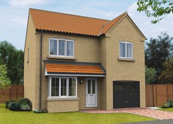 Thumbnail 4 bed detached house for sale in Plot 16, The Langdale, The Swale, Corringham Road