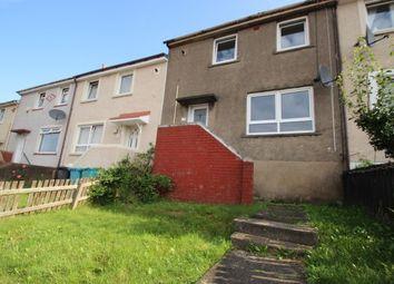 Thumbnail 2 bed terraced house to rent in Kilgarth Street, Coatbridge